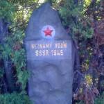 Renovace pomníku